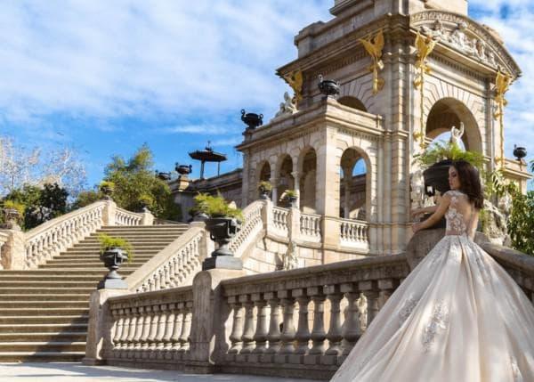 Новая коллекция платьев Кристал Дизайн
