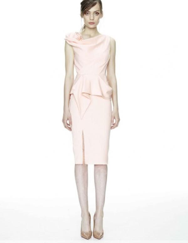 Коктейльное платье для женщин старше 50