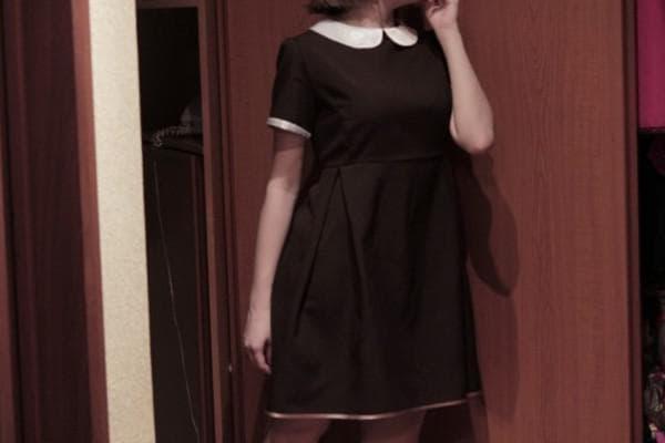 Школьное платье своими руками