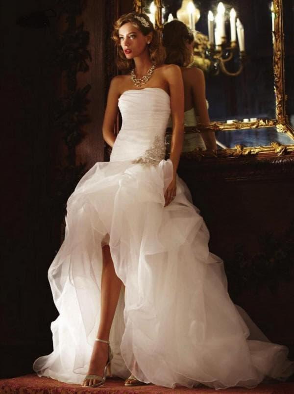 Свадебное платье кефаль модное