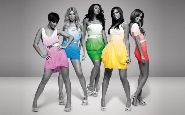 Короткие модные платья