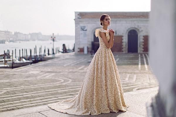 Свадебное платье русского дизайнера