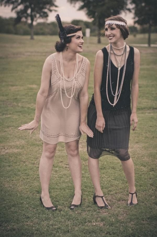 Платья в стиле гэтсби своими руками