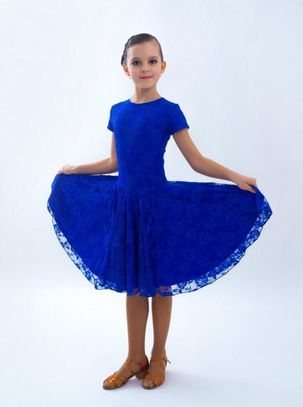 Рейтинговое платье для танцев для девочек