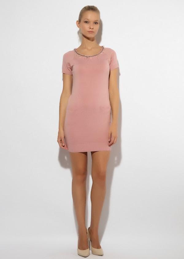 Обтягивающее платье Fendi