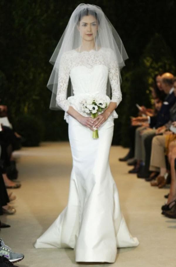 Свадебное платье для церкви