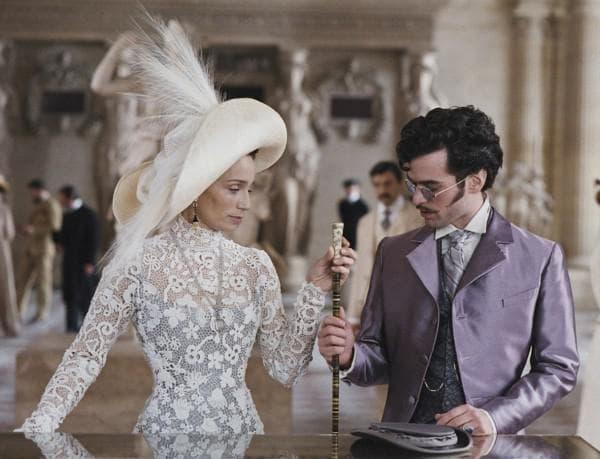 Платье из ирландского кружева в кино