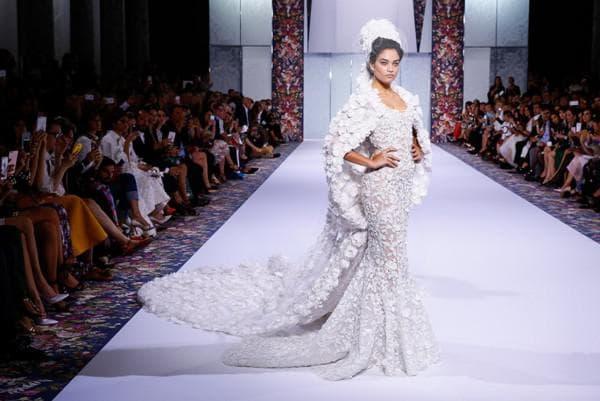 Свадебное платье последняя коллекция