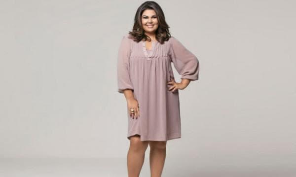 Платье из шифона нежно розовое