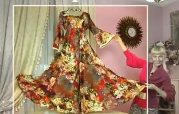 Длинное платье для беременной