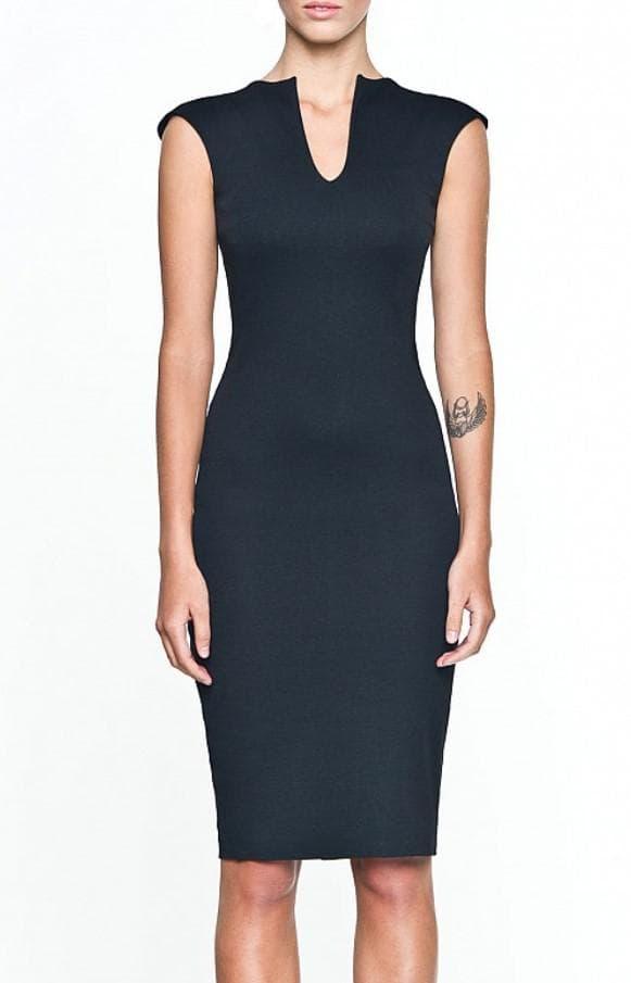 Элегантное платье на последний звонок