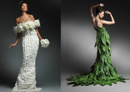 Свадебные платья от Елены Беленичевой