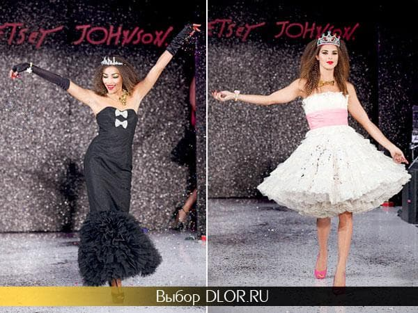 Платья для вечеринок от Betsey Johnson