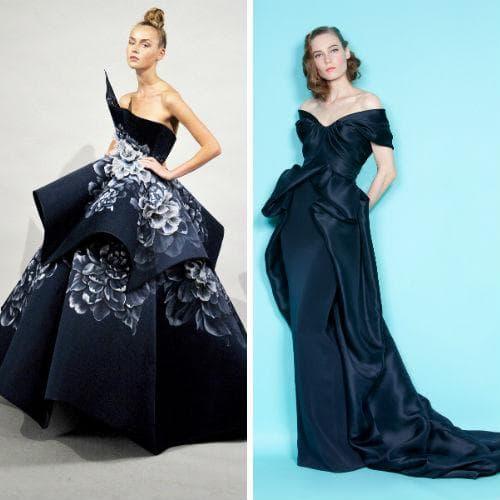 Свадебные платья от Marchesa
