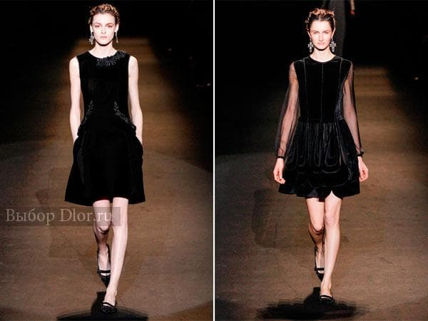 Платья от Alberta Ferretti 2013