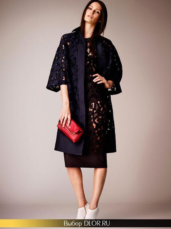 Платья от Burberry Prorsum 2014