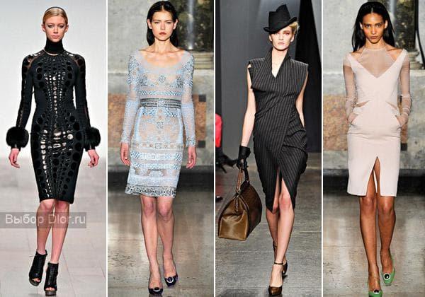Платья от знаменитых дизайнеров