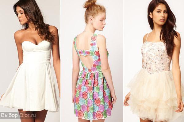 Платья в стиле BabyDoll