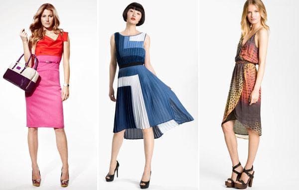 Фото платьев на каждый день