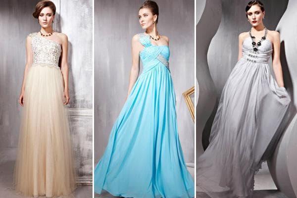 Вечерние длинные платья - это вариант, который имеет массу...