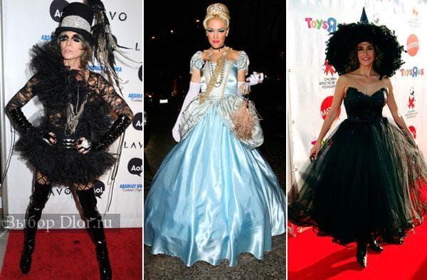 Интересные идеи нарядов и костюмов для праздника
