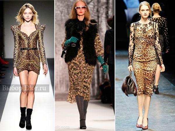 Фото модных дизайнерских платьев