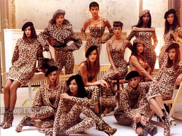 История возникновения модного леопардового принта