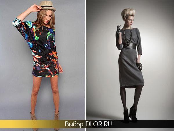 Молодежные варианты платьев