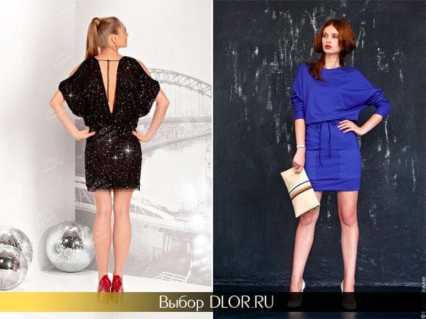 Фото стильных платьев в ретро стиле
