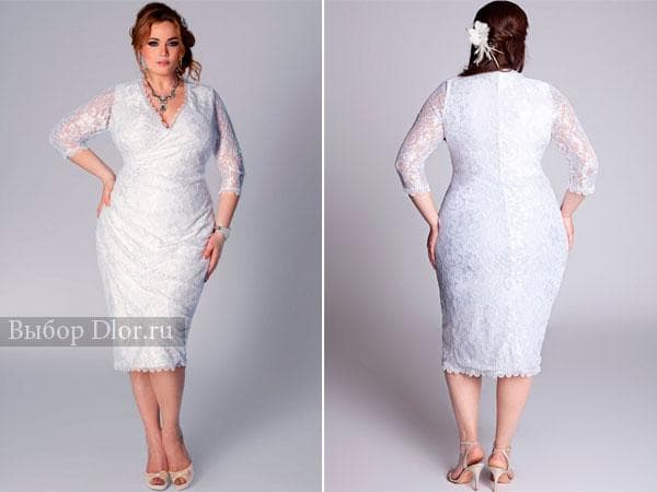 Фото гипюрового свадебного наряда