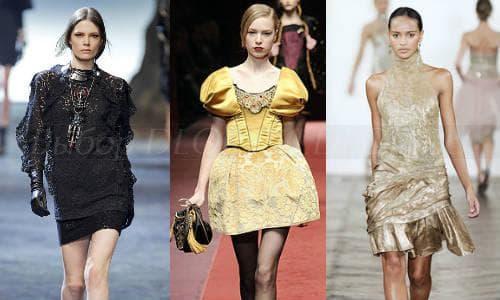 Стильные фасоны платьев