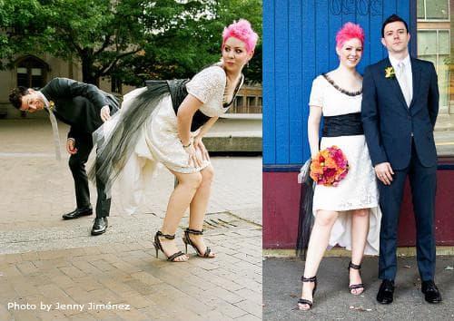 Оригинальные платья