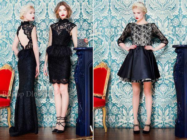 Фото гипюровых платьев от Alice + Olivia