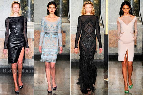 Коллекция нарядов от Emilio Pucci