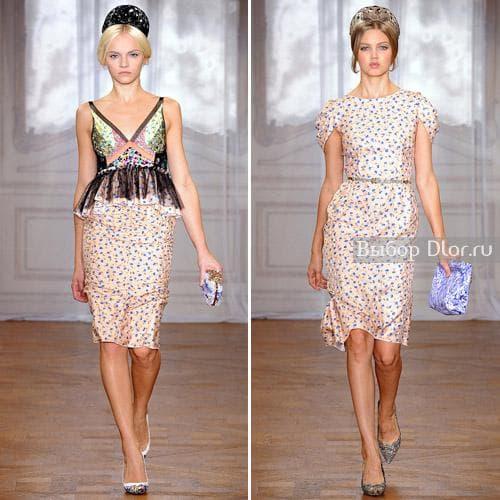 Літні сарафани - дизайнер Nina Ricci