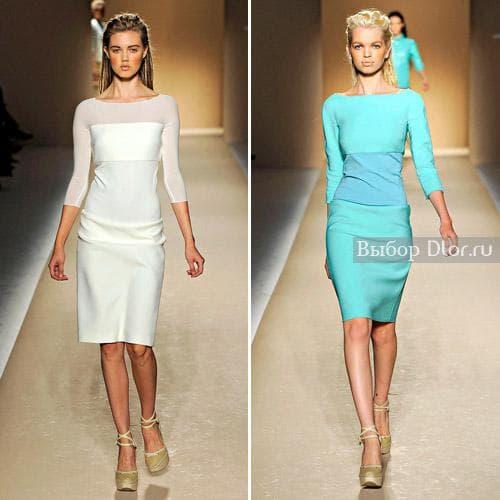 Строгі сукні від MaxMara