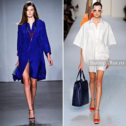 Сукня-сорочка 2012