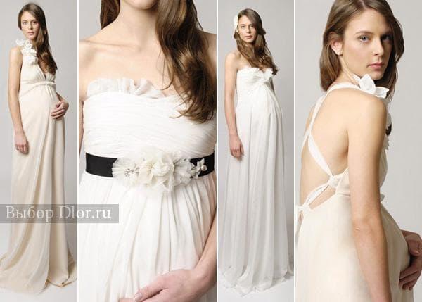 Легкие свадебные платья