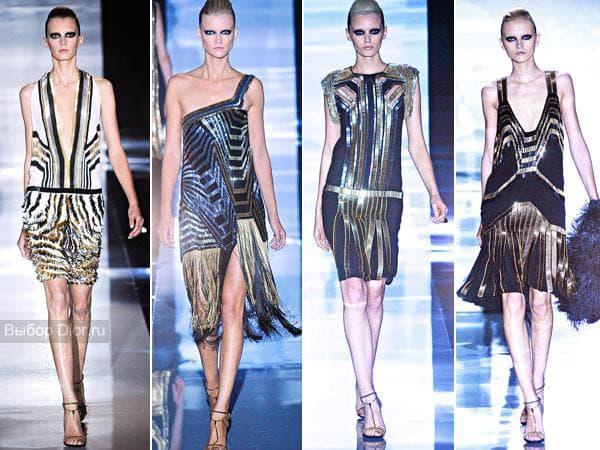 Вечерние платья от Gucci