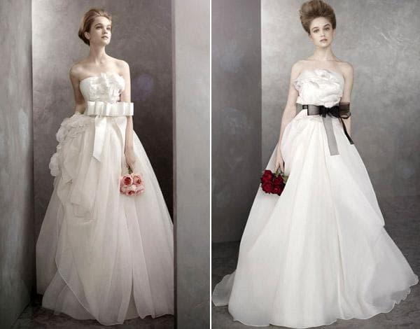 Греческий стиль от Vera Wang 2012