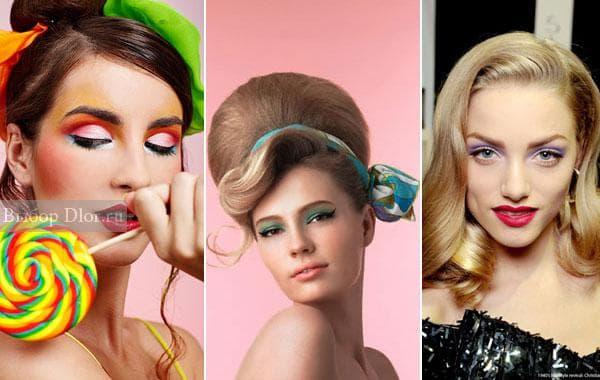 Обязательные атрибуты стиля: аксессуары, прическа, макияж