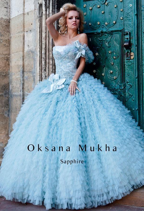 Свадебное платья Sapphire Оксаны Мухи