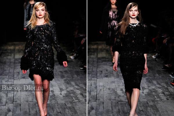Вечерние платья от Nina Ricci