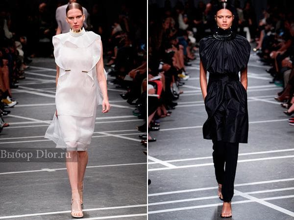 Платья Givenchy 2013