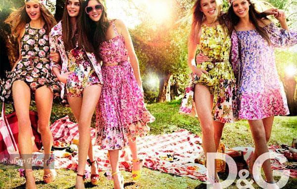 Винтаж от Dolce & Gabbana