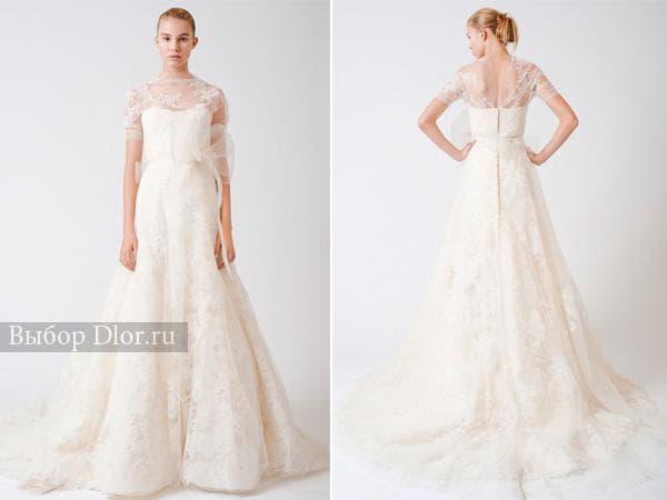 Свадебное платье Иванки Трамп