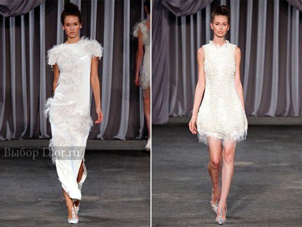Модные платья от Christian Siriano